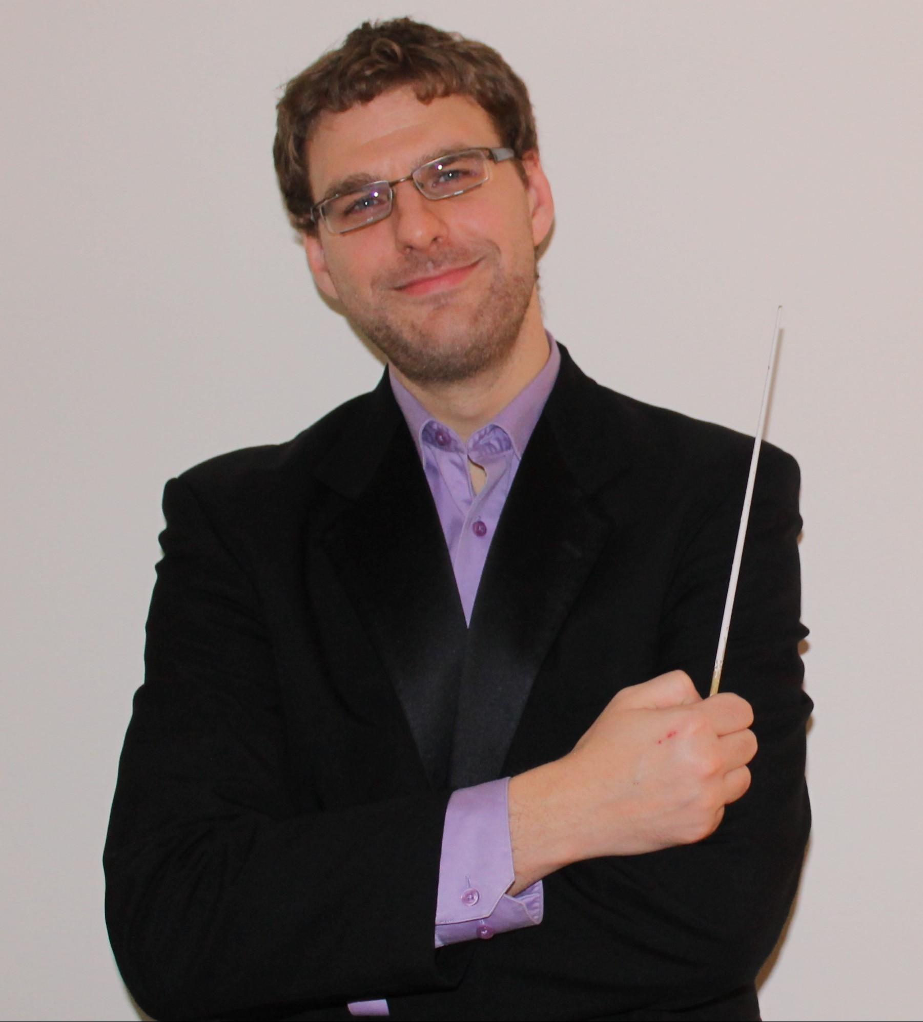 Jens Nissen,  Assistant Conductor