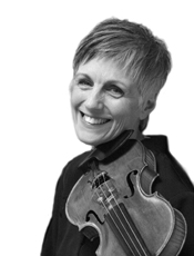 Nancy DiNovo, Violin