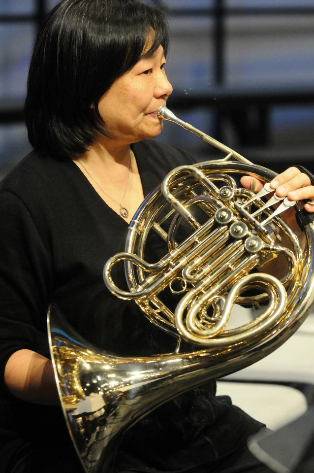 Marianne, horn