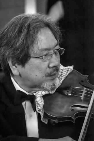 Etsuo, violin