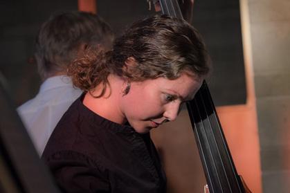 Maren, double bass