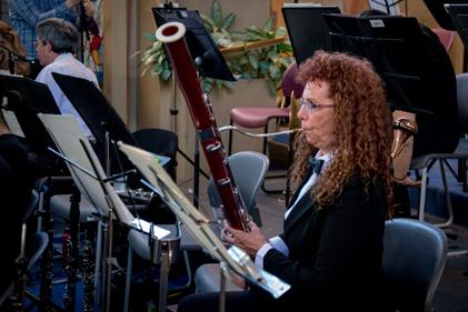 Patricia, bassoon