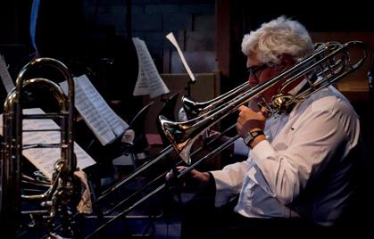Rod, trombone